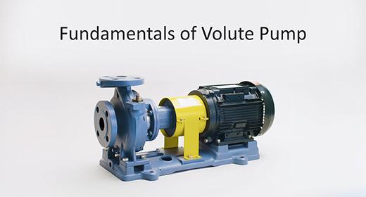 Fundamentals of Volute Pump